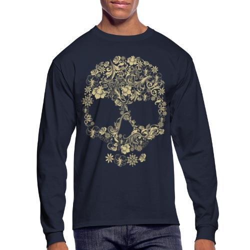 skull - Men's Long Sleeve T-Shirt