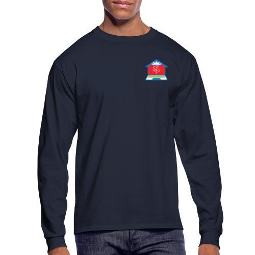 EP Logo Only - Men's Long Sleeve T-Shirt