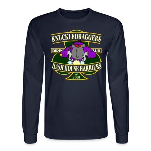 KDH3 Gorilla Rider - Men's Long Sleeve T-Shirt