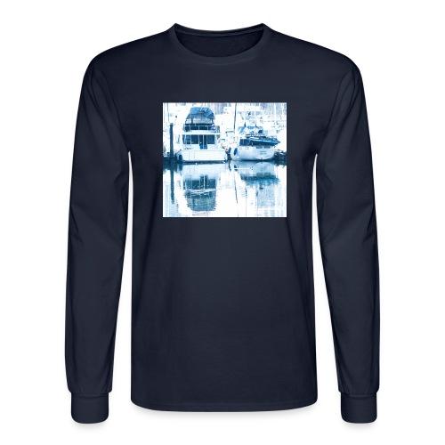 December boats - Men's Long Sleeve T-Shirt