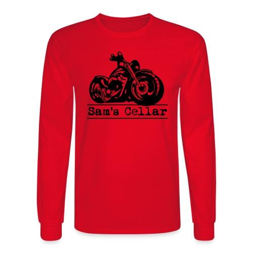 BikeFront - Men's Long Sleeve T-Shirt
