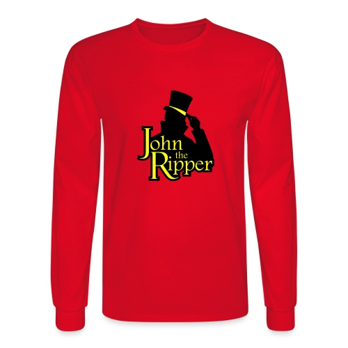 John the Ripper - Men's Long Sleeve T-Shirt