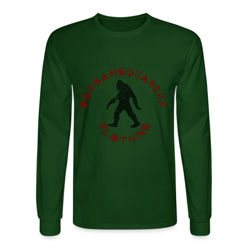Ogxsamsquanchx Clothing - Men's Long Sleeve T-Shirt