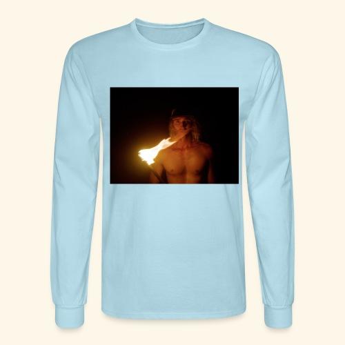 australian knight - Men's Long Sleeve T-Shirt
