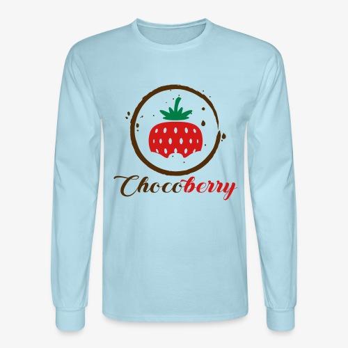 Chocoberry - Men's Long Sleeve T-Shirt