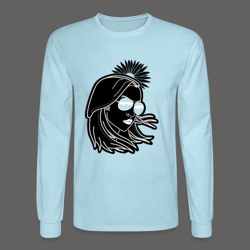 SurferGirl - Men's Long Sleeve T-Shirt