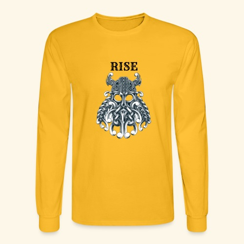 RISE CELTIC WARRIOR - Men's Long Sleeve T-Shirt