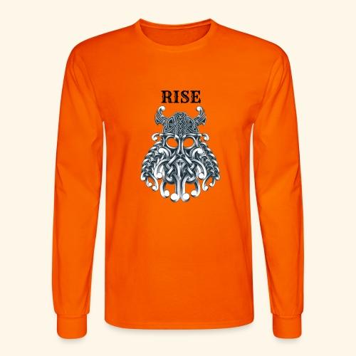 RISE CELTIC WARRIOR - Men's Long Sleeve T-Shirt