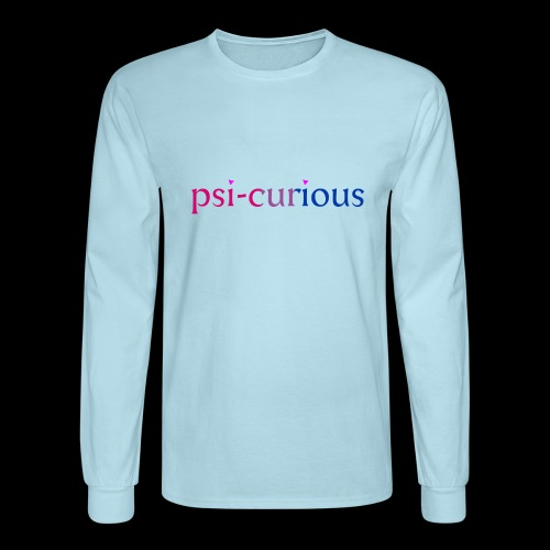 psicurious - Men's Long Sleeve T-Shirt