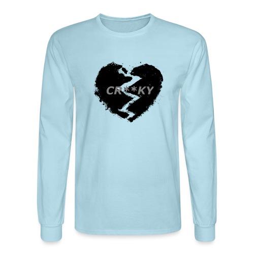 HeartBrake - Men's Long Sleeve T-Shirt