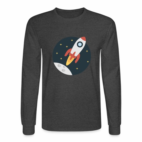 instant delivery icon - Men's Long Sleeve T-Shirt