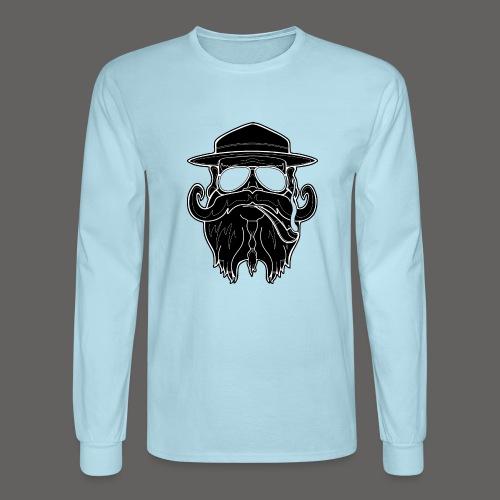 OldSchoolBiker - Men's Long Sleeve T-Shirt