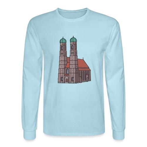 Munich Frauenkirche - Men's Long Sleeve T-Shirt