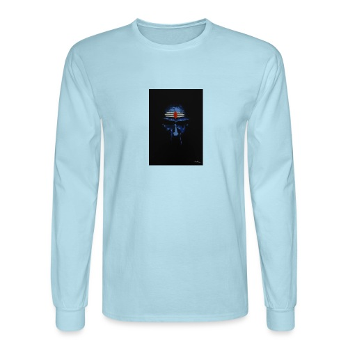 shiva - Men's Long Sleeve T-Shirt