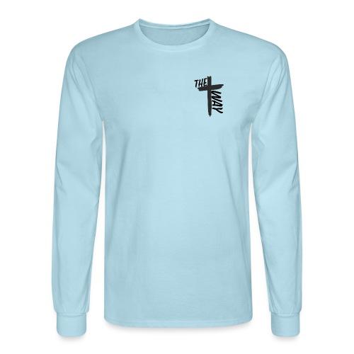 The way logo - Men's Long Sleeve T-Shirt