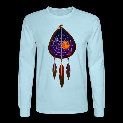 Dreamcatcher Space Inspiring 2 - Men's Long Sleeve T-Shirt