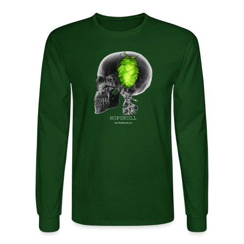 HOPSKULL - Men's Long Sleeve T-Shirt
