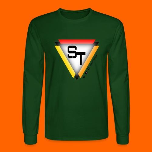 SarinTal Logo - Men's Long Sleeve T-Shirt