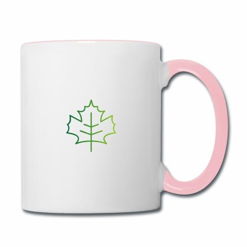 TJNoll Logo - Contrast Coffee Mug
