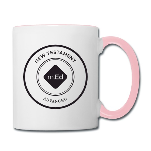 New Testament Advanced - Contrast Coffee Mug