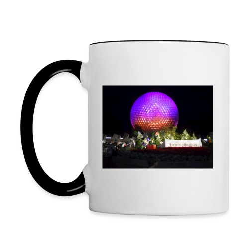 Epcot - Contrast Coffee Mug
