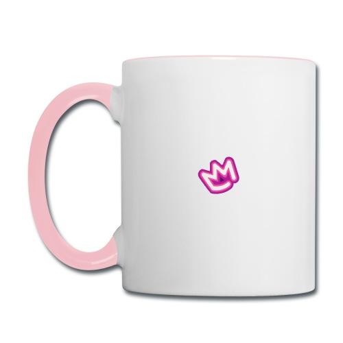 baby king - Contrast Coffee Mug