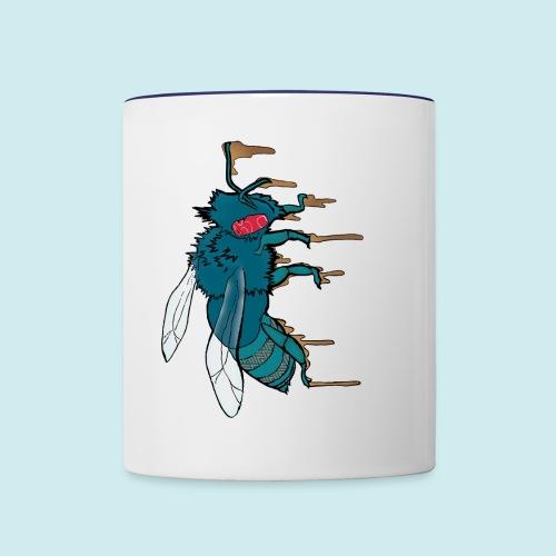 Honey Bee - Contrast Coffee Mug