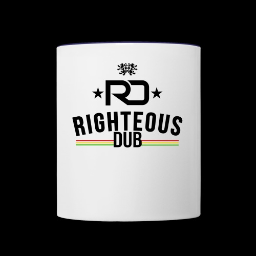Righteous Dub Logo - Contrast Coffee Mug