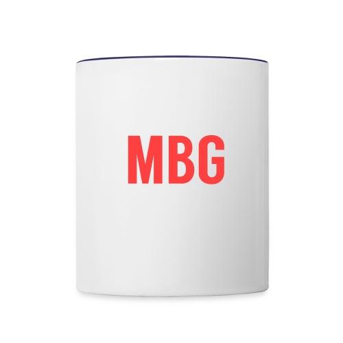 Fire case - Contrast Coffee Mug