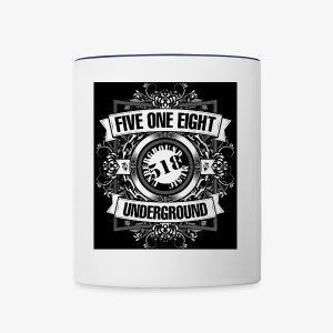 518UM - Contrast Coffee Mug
