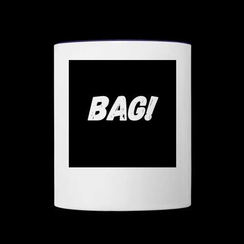 BAG! - Contrast Coffee Mug