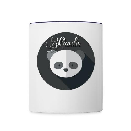 Panda Accessories - Contrast Coffee Mug