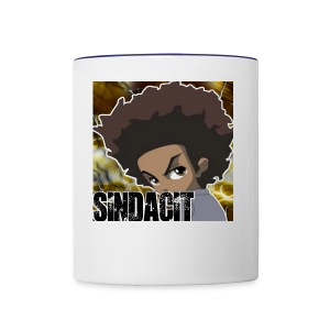 SinDaCit - Contrast Coffee Mug