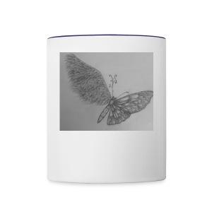 20180201 152100 2 - Contrast Coffee Mug