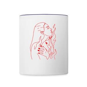 56428D7A C788 4958 90D1 E9975294B421 - Contrast Coffee Mug