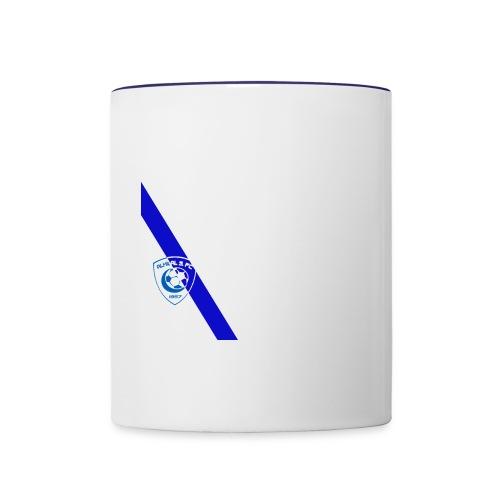 شعار الهلال - Contrast Coffee Mug