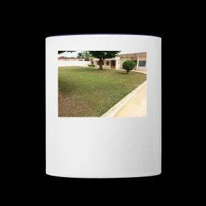 Home - Contrast Coffee Mug