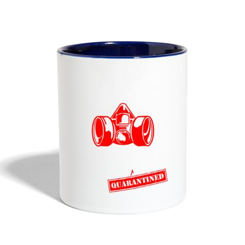 CROSSFIT LTQD - WHITE - Contrast Coffee Mug