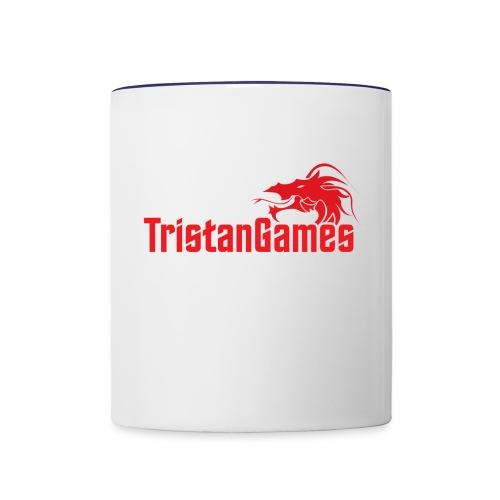 TGLogo - Contrast Coffee Mug