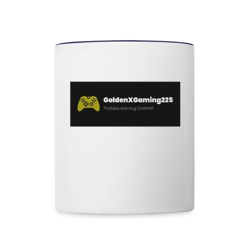 GoldenXGaming225 Merchandise - Contrast Coffee Mug