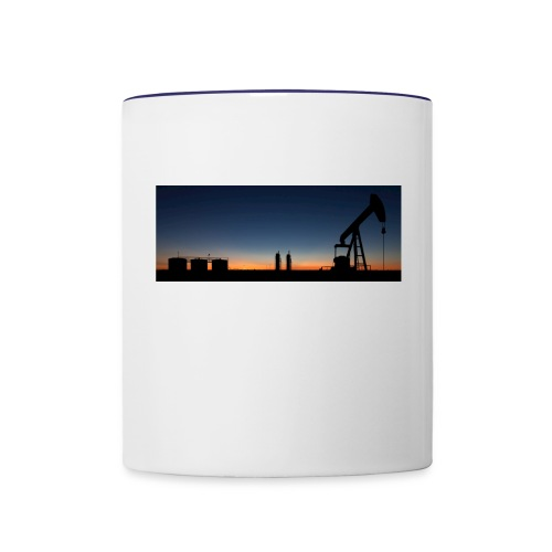 sunset_south_texas - Contrast Coffee Mug