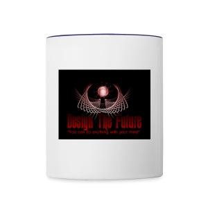 designthefuture - Contrast Coffee Mug