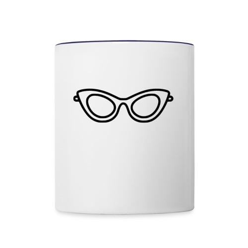 MamaSoSpice Logo #1 - Contrast Coffee Mug