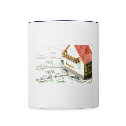 We Buy Houses - Contrast Coffee Mug