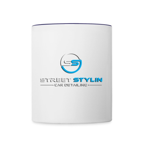 Street Stylin Car Detailing - Contrast Coffee Mug