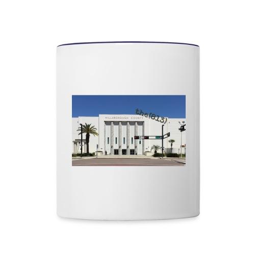 Hillsborough County - Contrast Coffee Mug