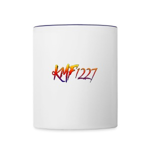 KMF 1227 MERCH!! - Contrast Coffee Mug
