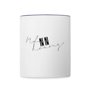 Nf8hoang |||| |||| (Black) - Contrast Coffee Mug