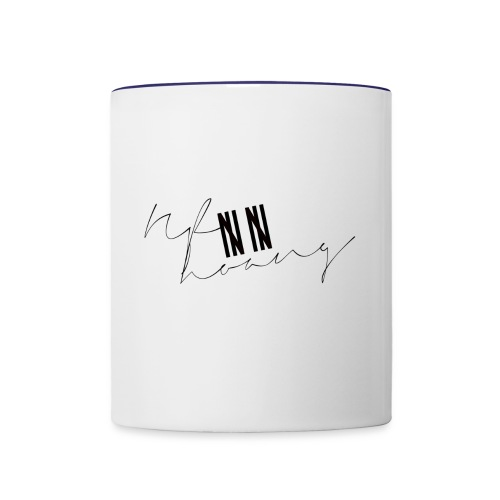 Nf8hoang           (Black) - Contrast Coffee Mug
