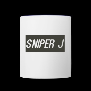 Supreme J - Contrast Coffee Mug